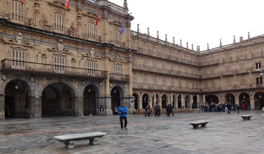 Salamanca torg