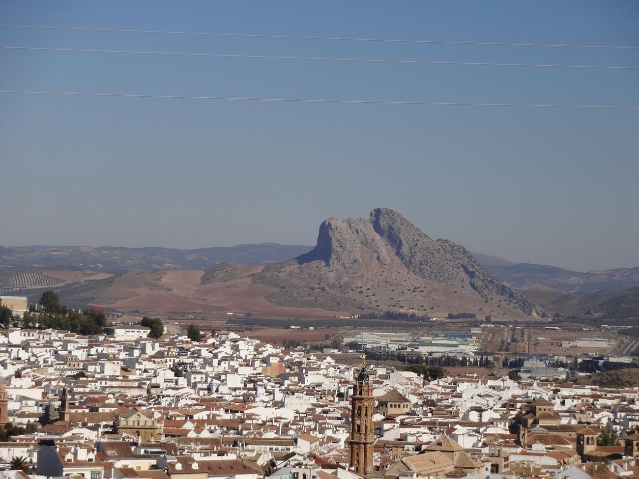 Antequera utsikt