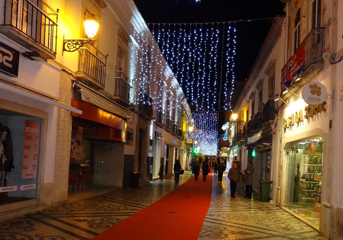 Faro julskyltning
