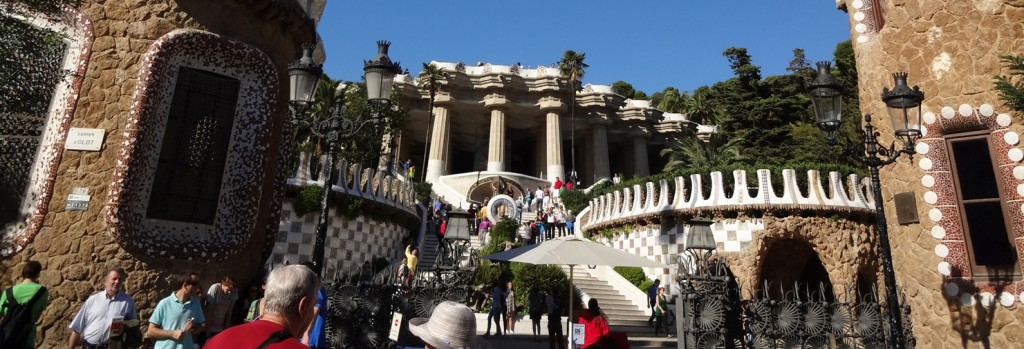 Gaudi´s Guell Park