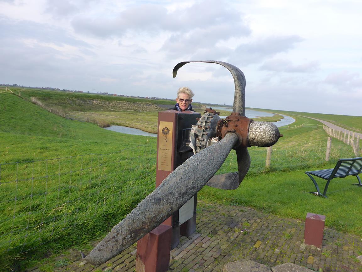 Därför heter det Lancasterdijk