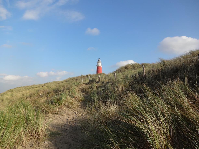 Fyrtornet på Texel