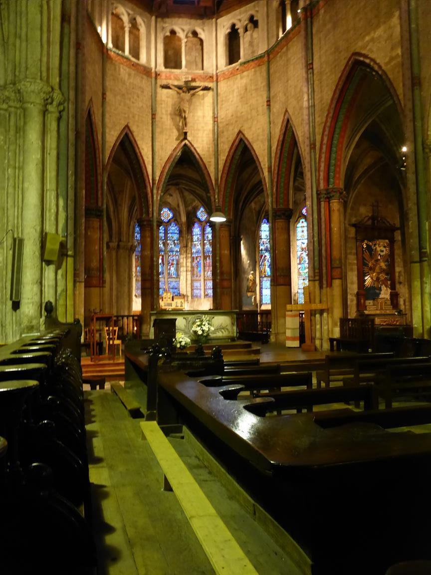 Kyrka i St Pourcain-sur-sioule