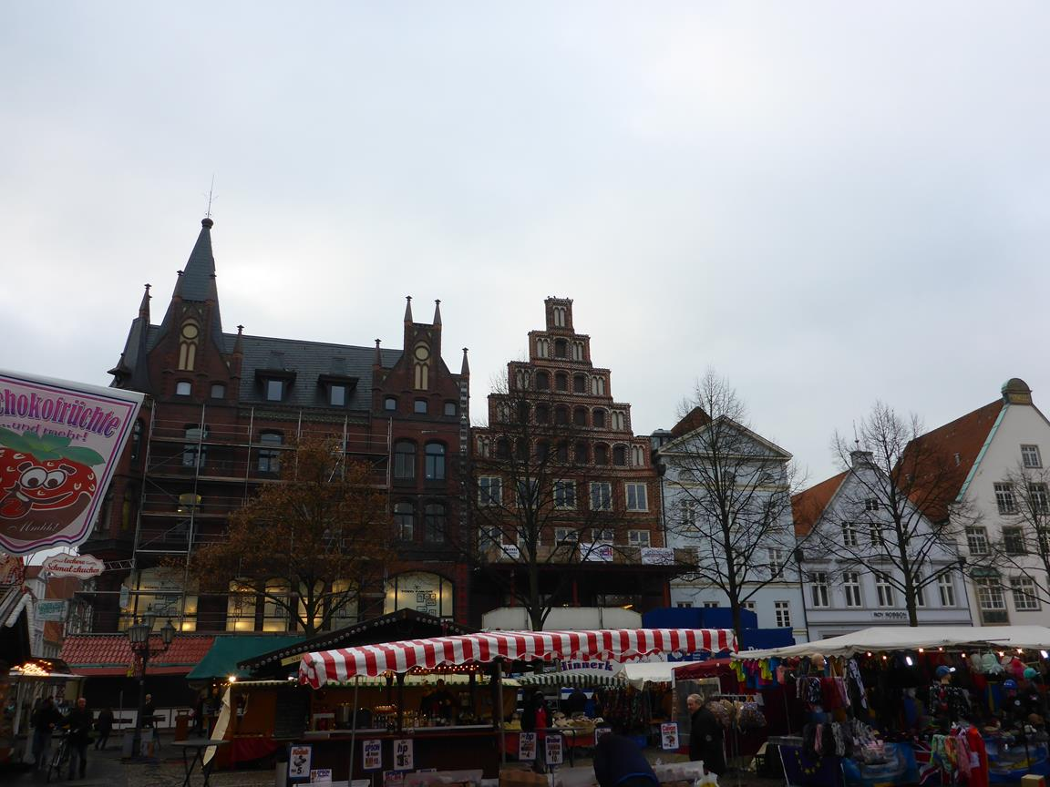 Lüneburg torg