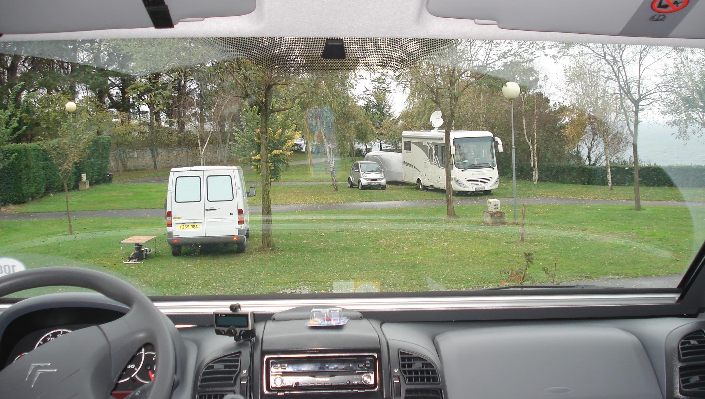 Zaraoutx camping