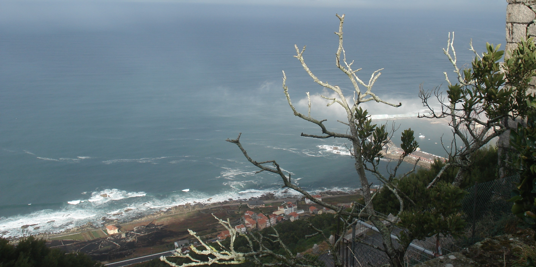 View from top of Monte Santa Trega