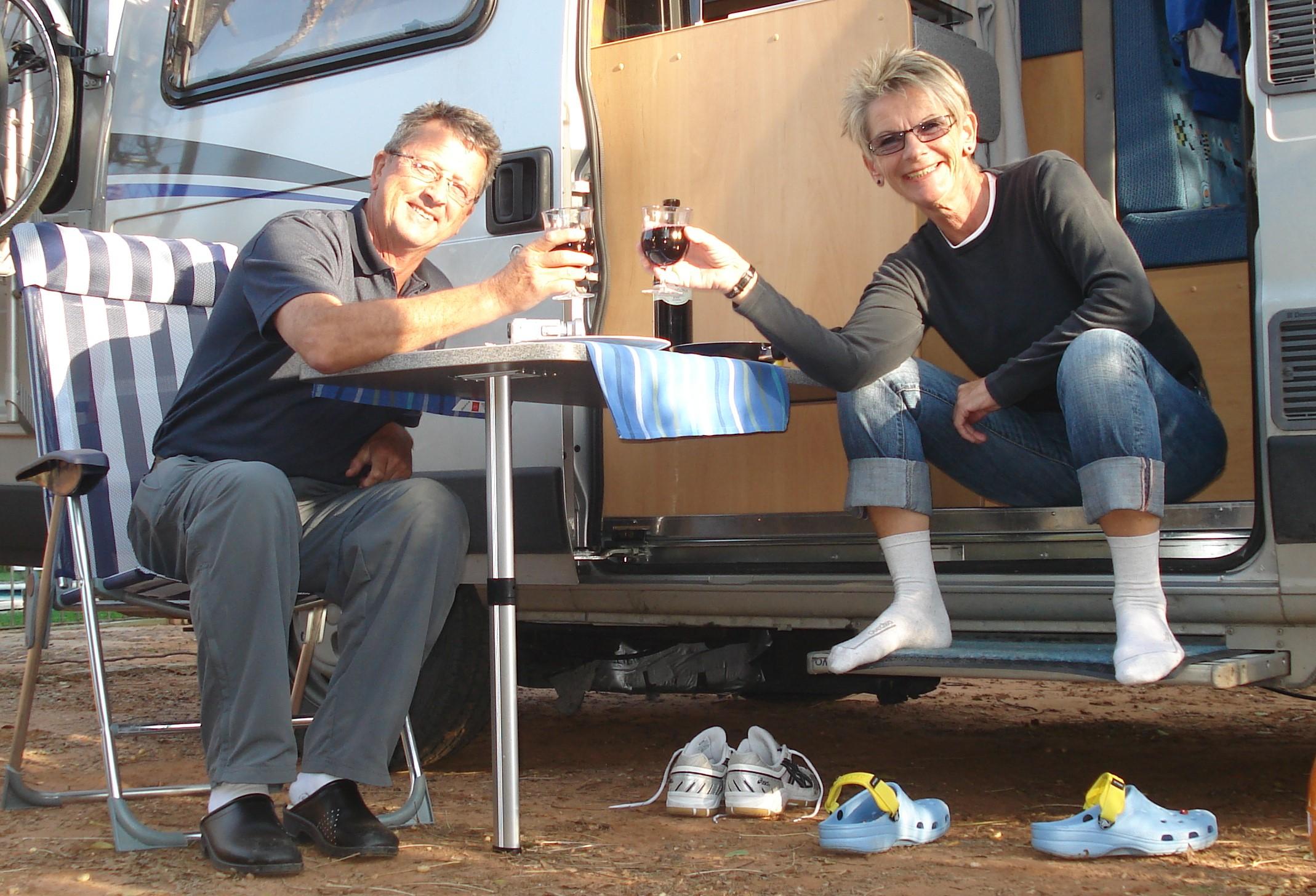Sunny Isla Cristina camping