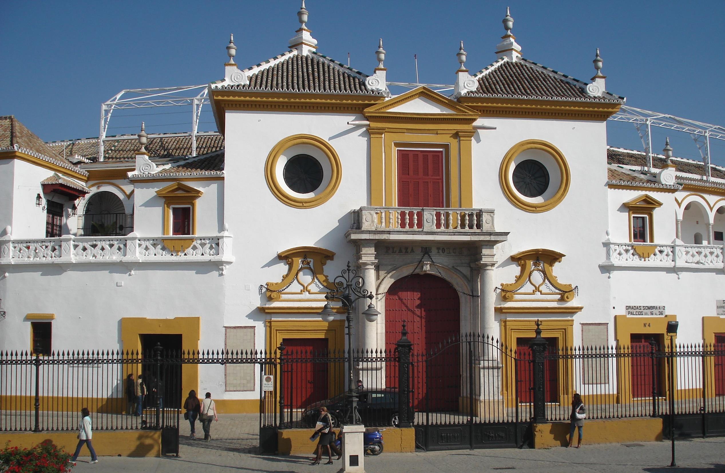 Placa del Toros Seville