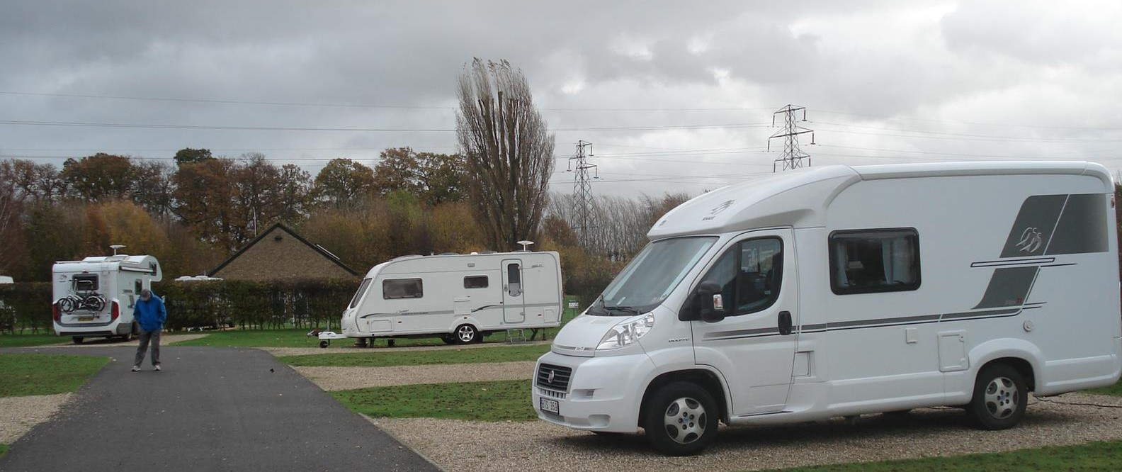 Canterberry camping