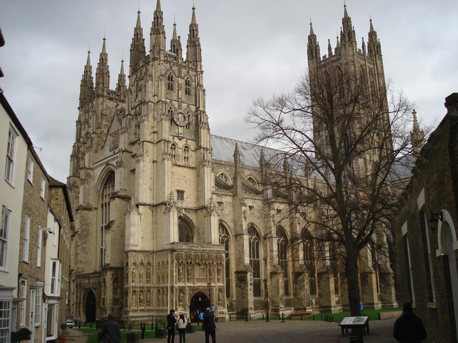 Katedralen i Cantebury
