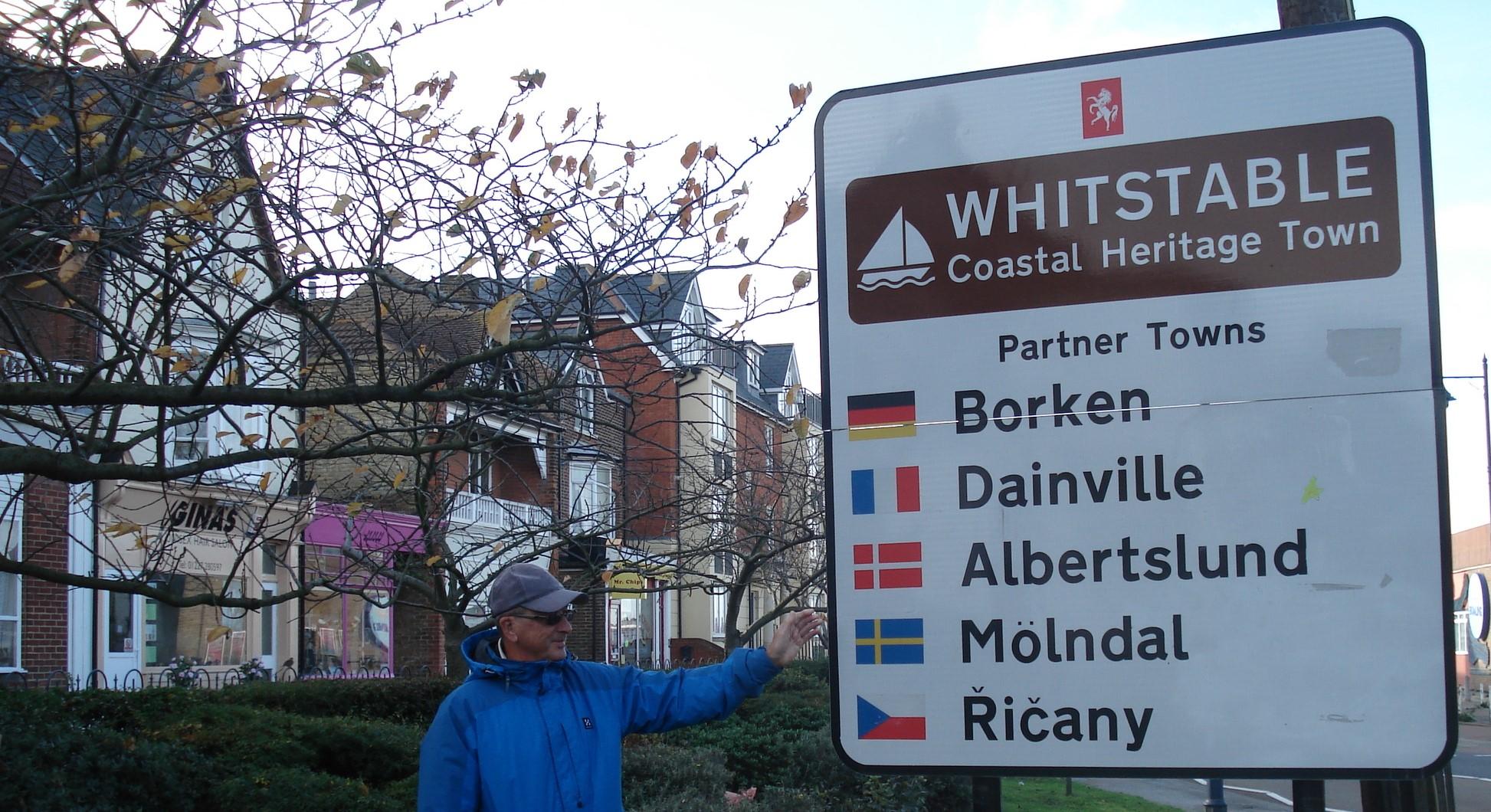 Whitstable vänstad med Mölndal!