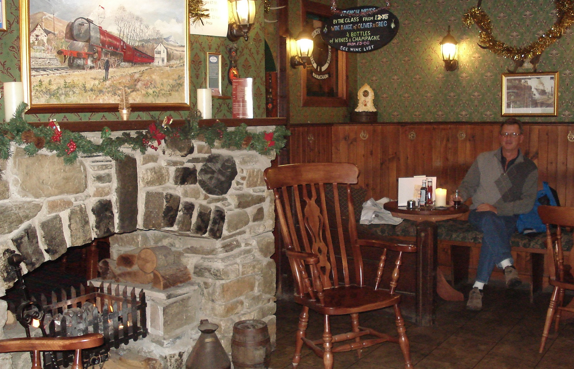 Blair Athol pub
