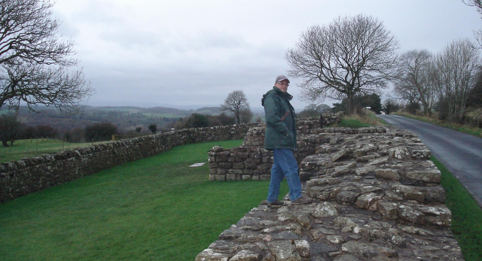 Hadrians mur